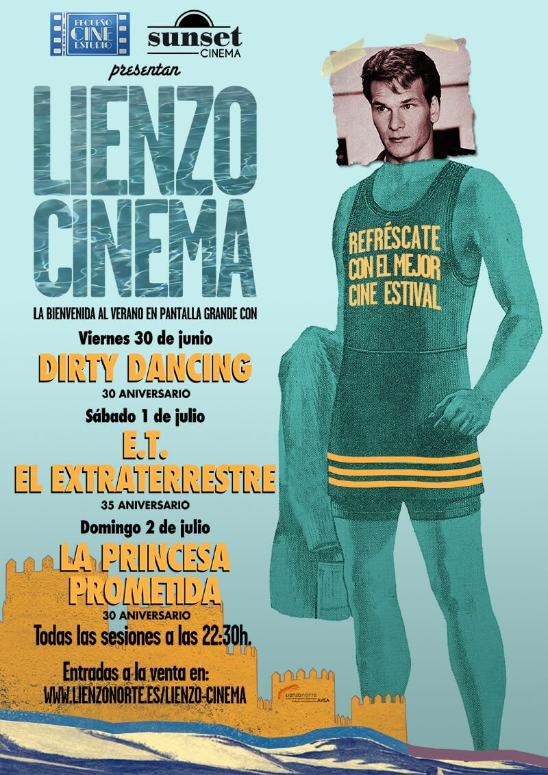 Lienzo Cinema