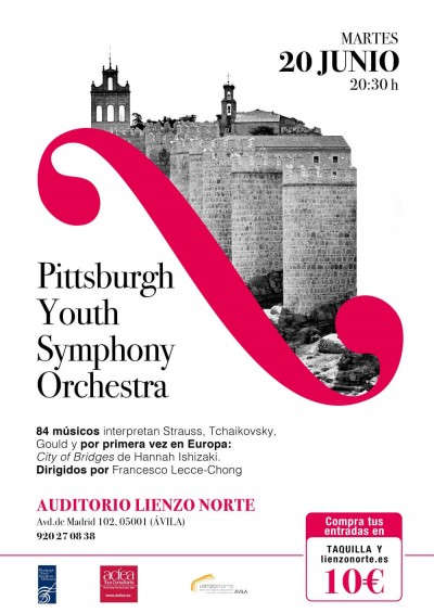 PITTSBURGH YOUTH SYMPHONY ORCHESTRA