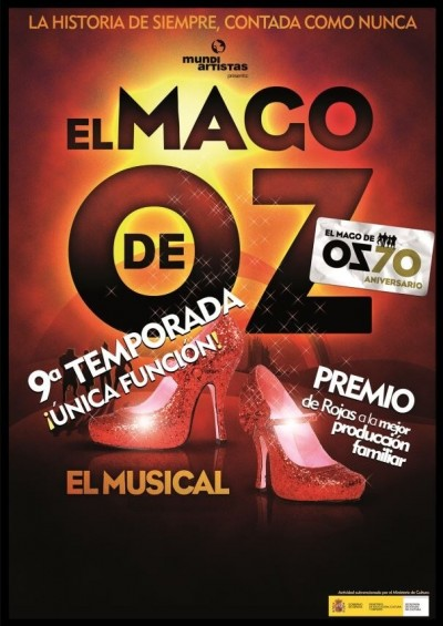 Mago de Oz, El Musical