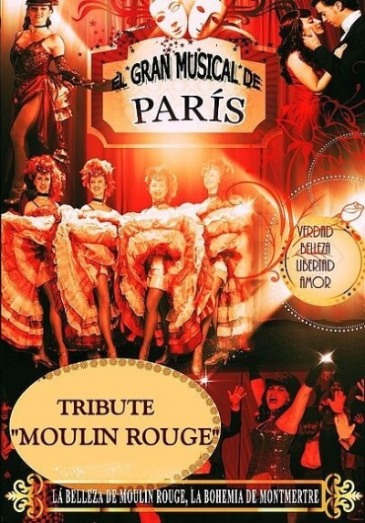 Tributo a Moulin Rouge